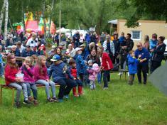 Velké oslavy Mezinárodního dne dětí